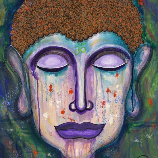 Stillpoint Buddha Painting