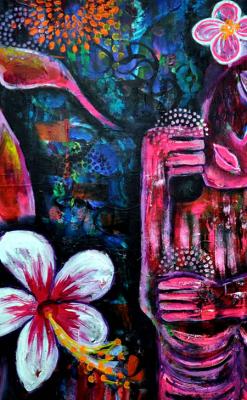 Balinese Dream Painting