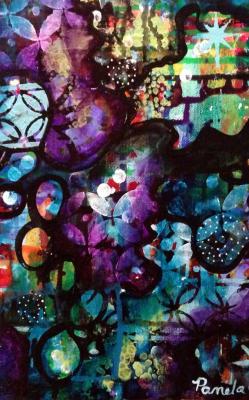 New Constellation Painting
